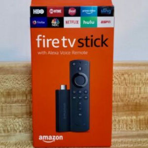 Amazon Fire TV Stick 2019 Alexa Voice Remote NIB